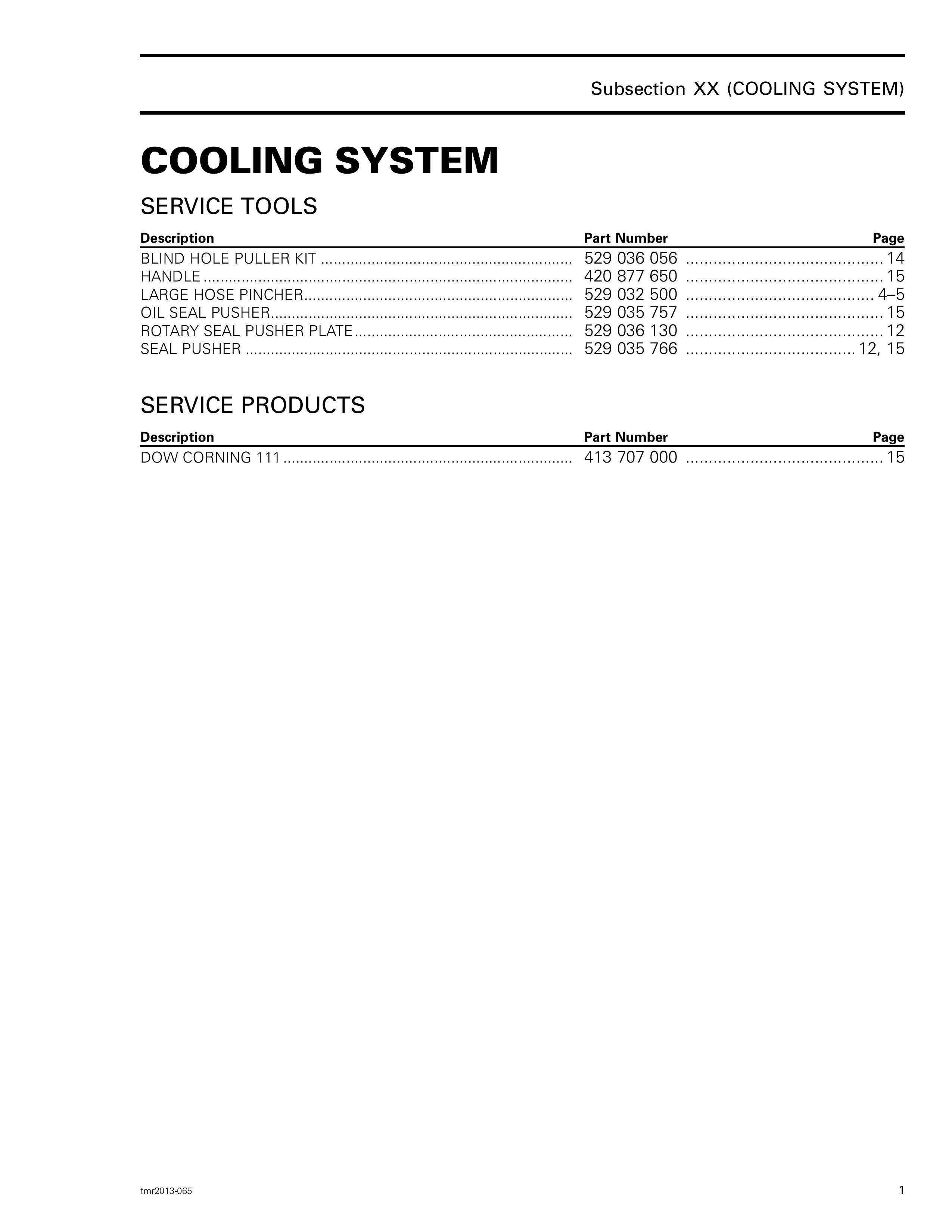 2013 Maverick Manual Engine