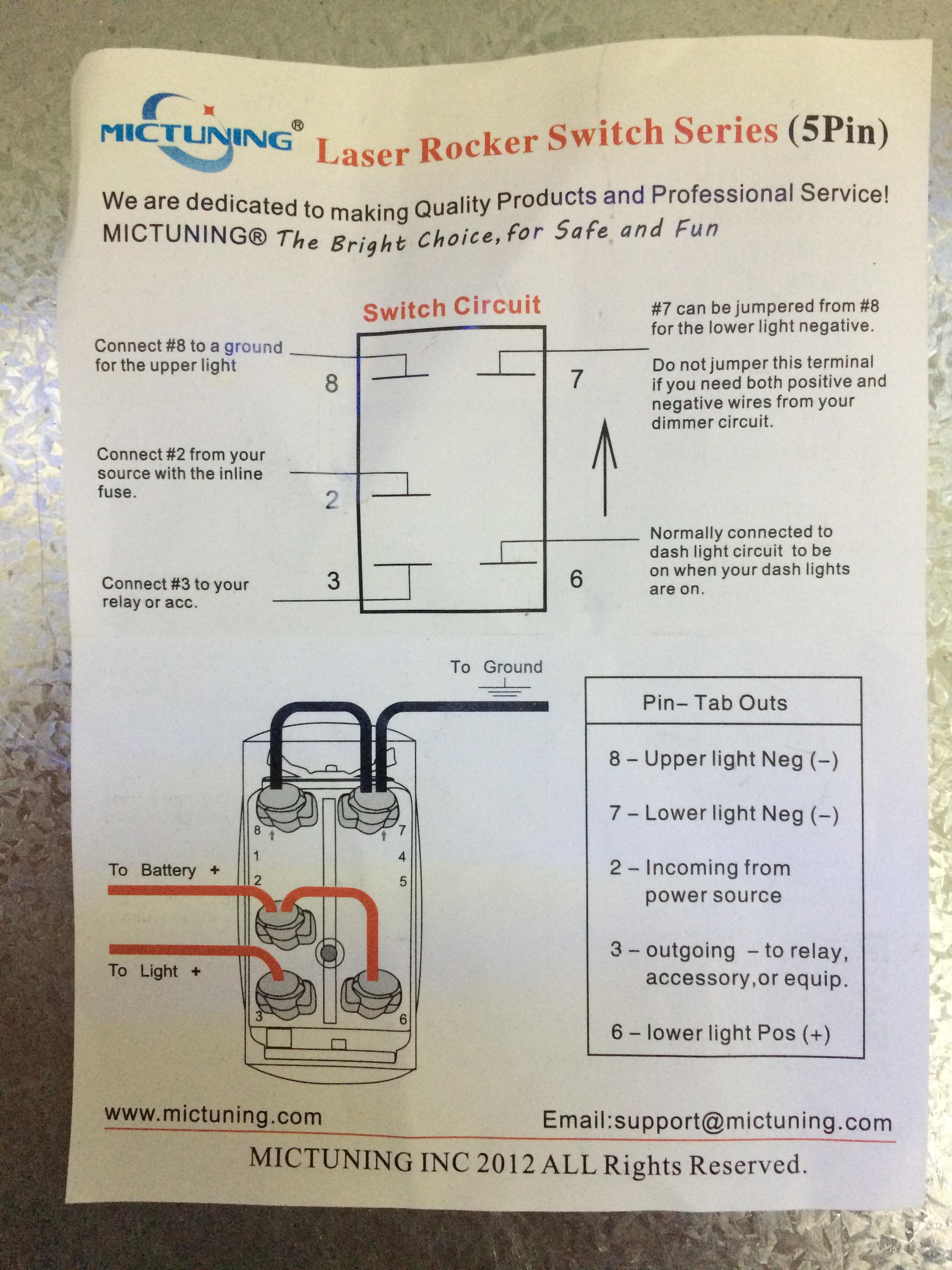 Colorful Rigid Industries Switch Wiring Sketch - Wiring Schematics ...