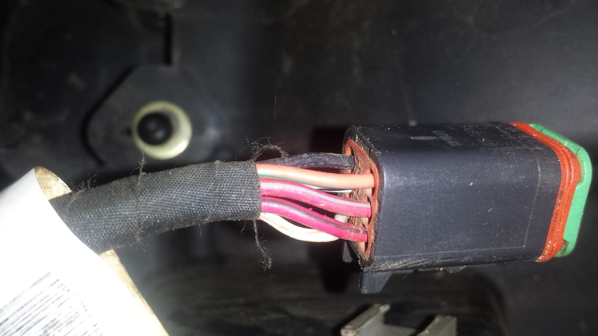 OBD II connector Can Am Maverick Xrs