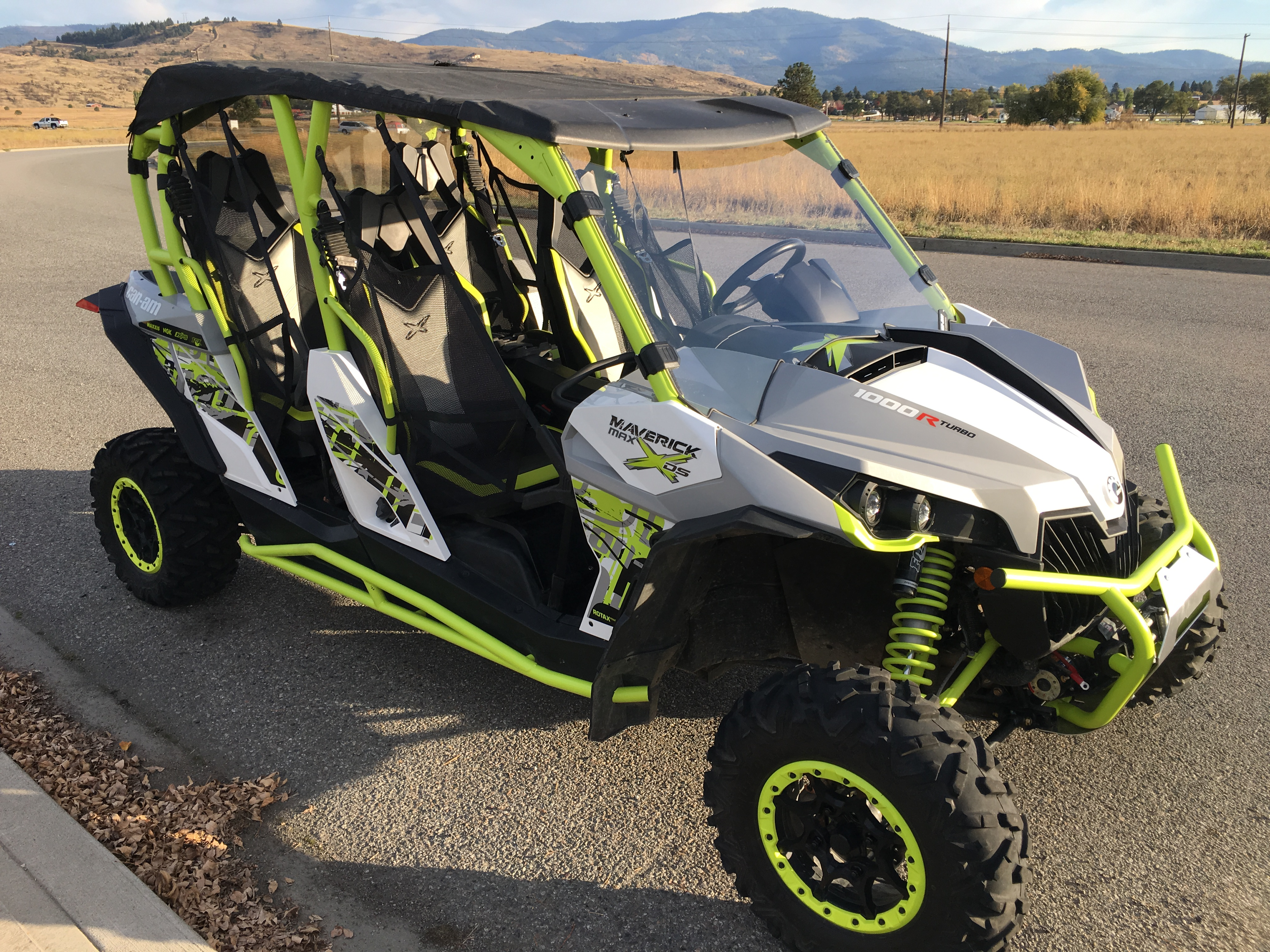 2015 Cam Am Maverick Max Ds Dps 1000r Turbo