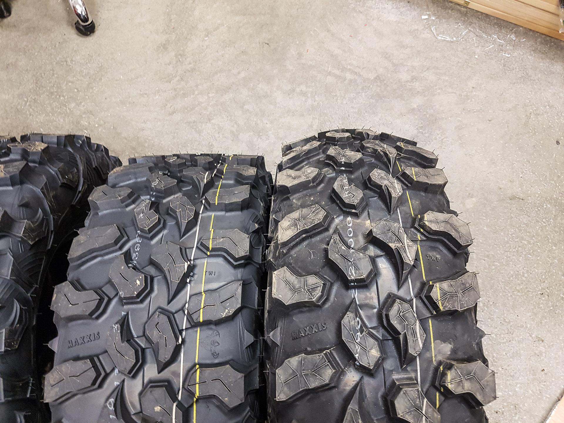 Tire Size Comparison >> Terrabites vs Carnivore Comparison - Page 3