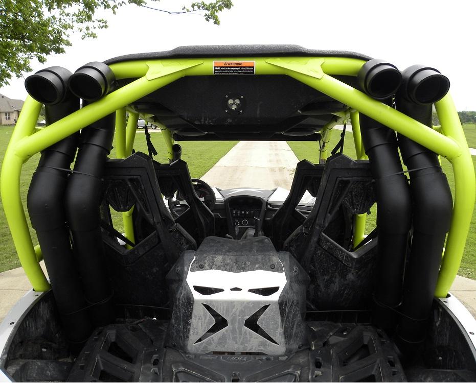 New Can Am Maverick Maverick Maxx X Ds Turbo Snorkel Kit