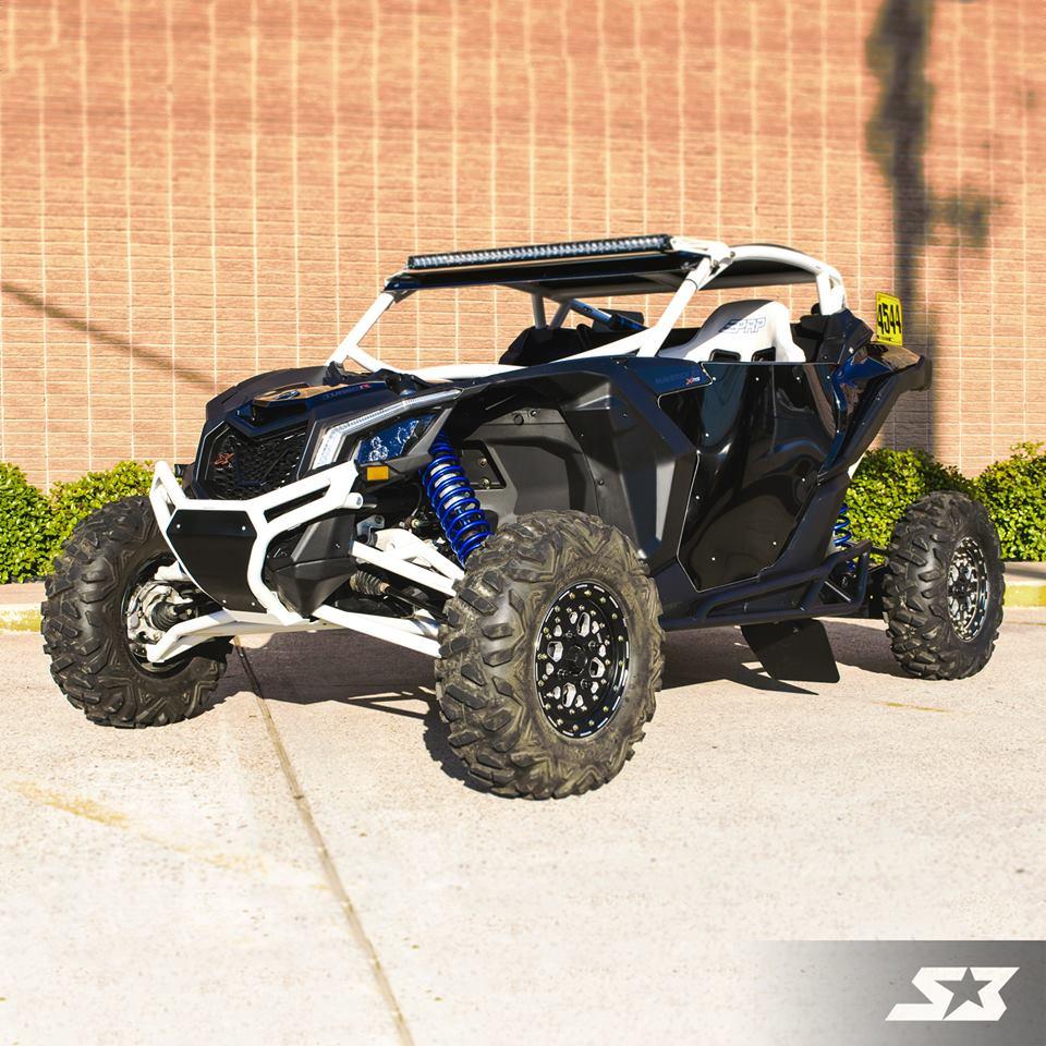 BUILD] 2017 Can-Am Maverick X3 X rs, Speedway Motors / Chris