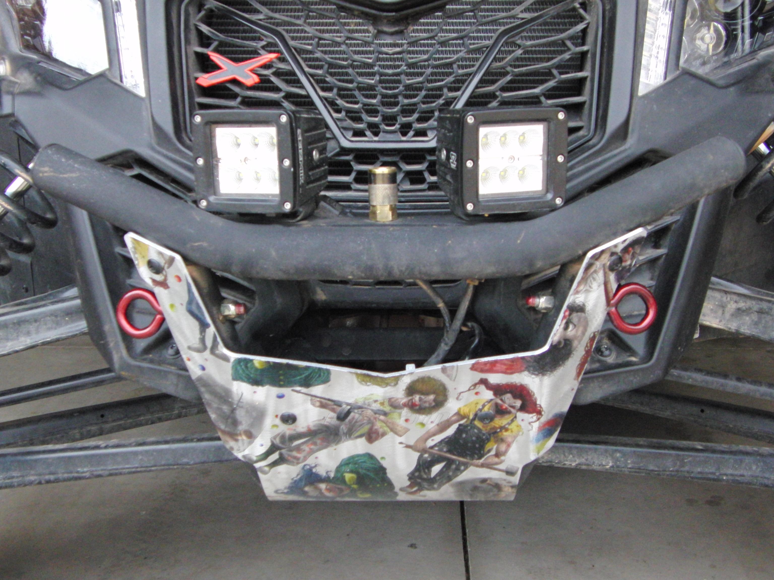 Xrc Xmr Front Bumper