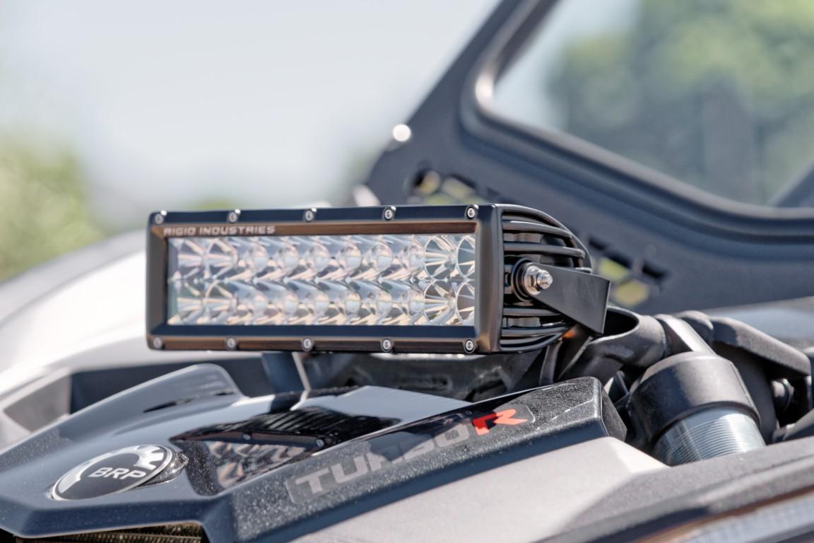 X3 Light Bar Mounting Options