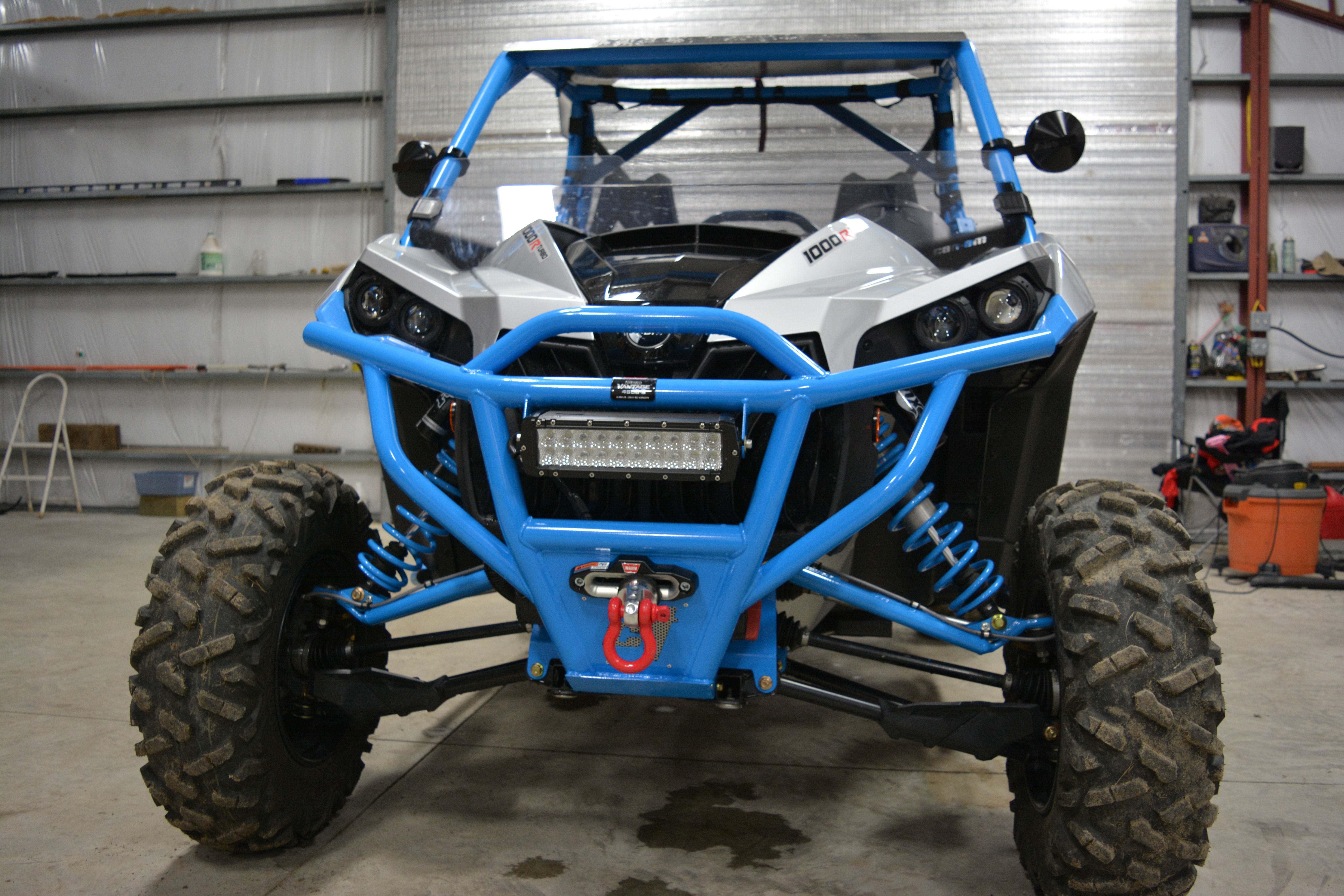 Can Am Nerf Bars Name Dsc 0053 Jpg Views 7370 Size 2 58