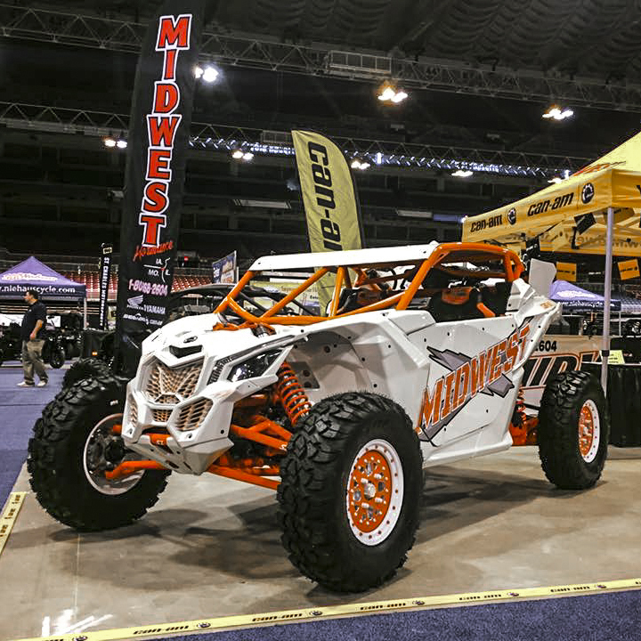Build Can Am Maverick X3 By Midwest Performance Amp Power