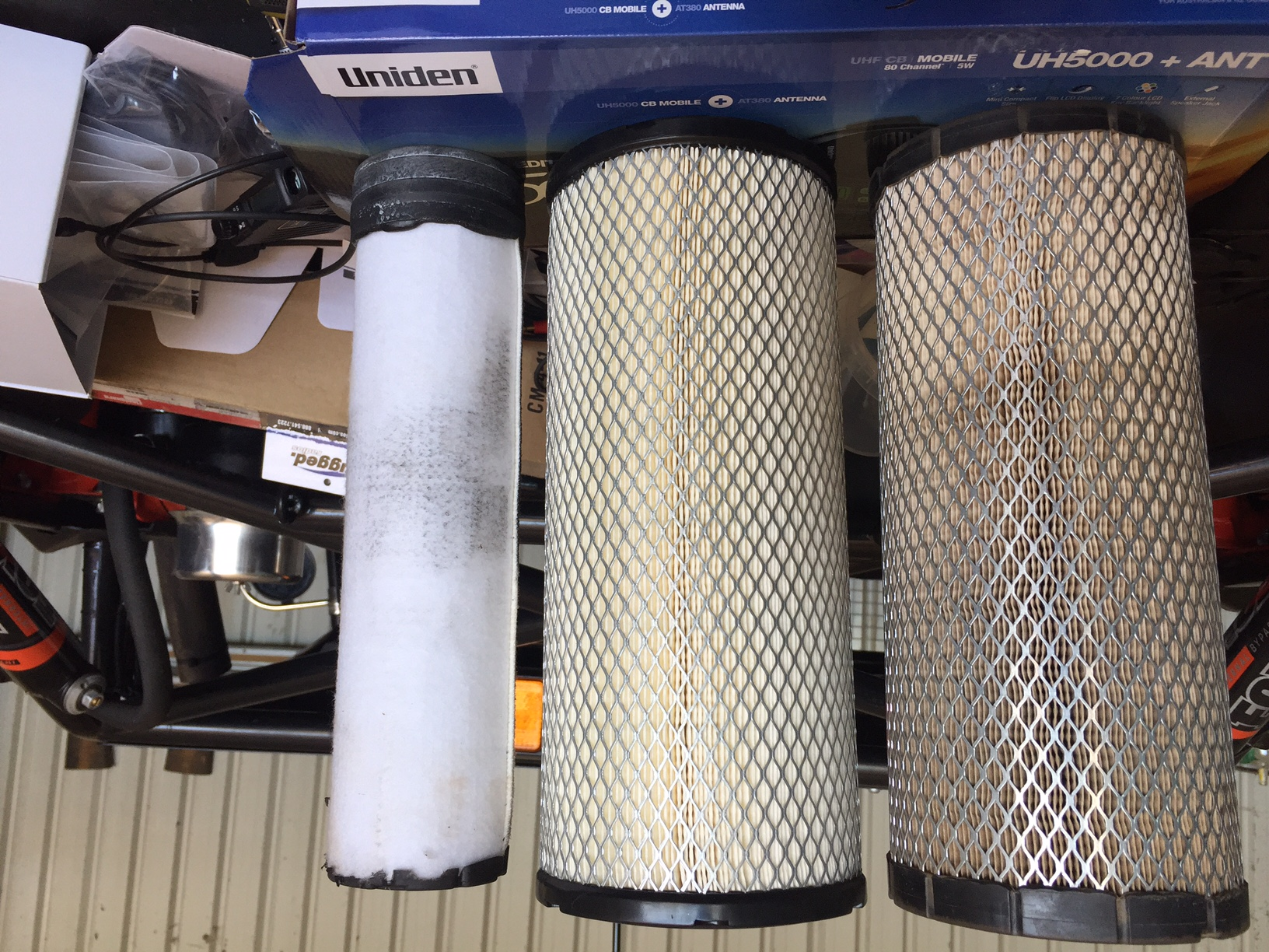 X3 Replacement Air Filter - Page 4
