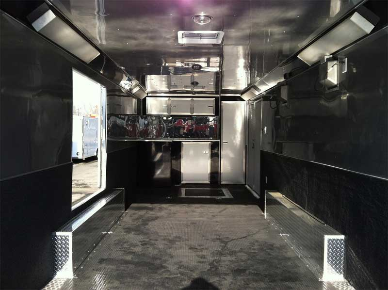 What Does Your Maverick Race Trailer Look Like