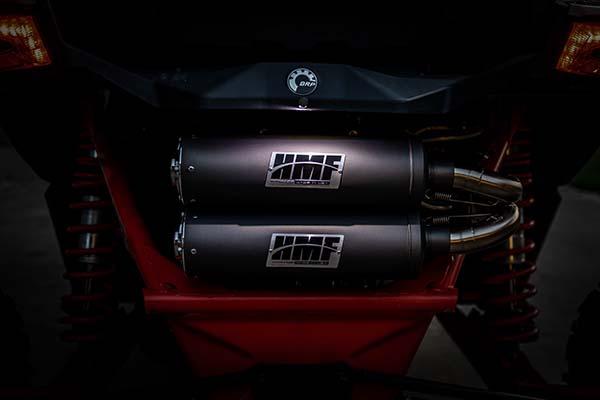 HMF vs Trinity Full Exhaust