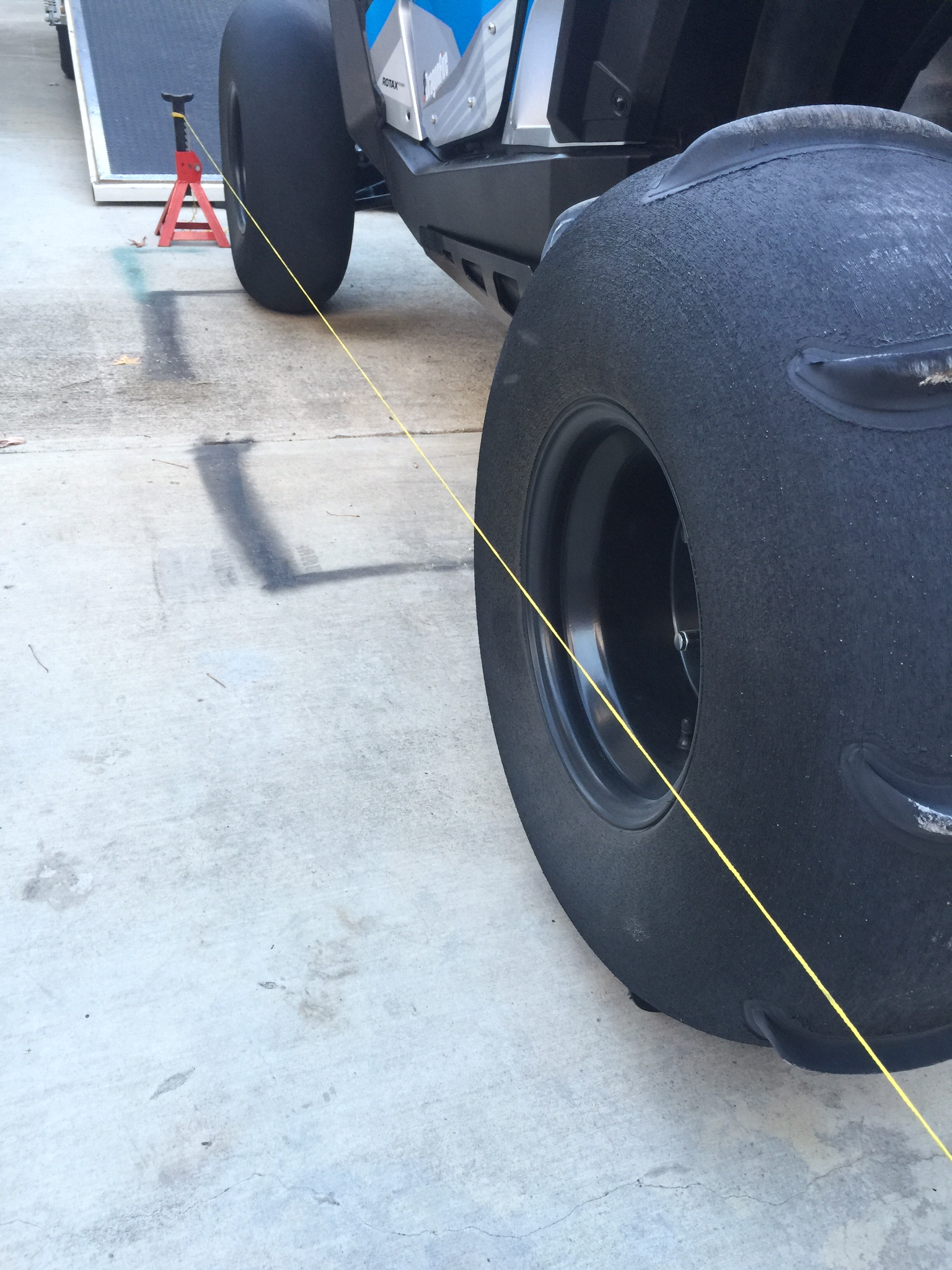 diy wheel alignment