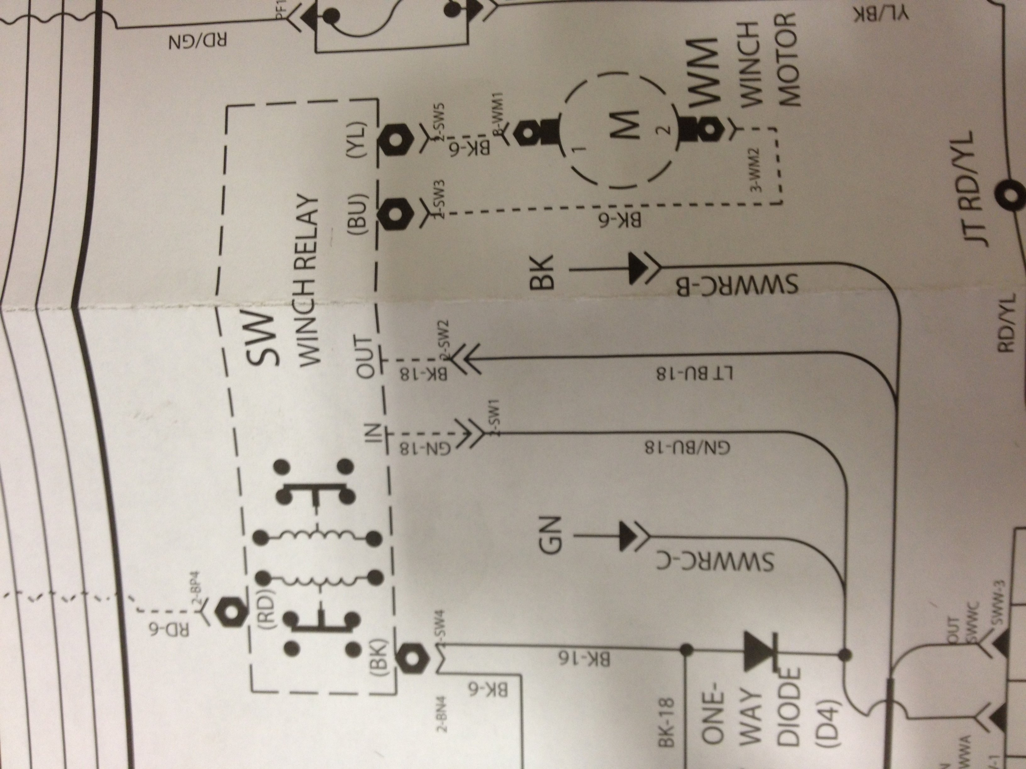 Rock Winch Wiring Diagram Manual Of Need A Schematic On Warn M8000 Quick Answer For Install Rh Maverickforums Net