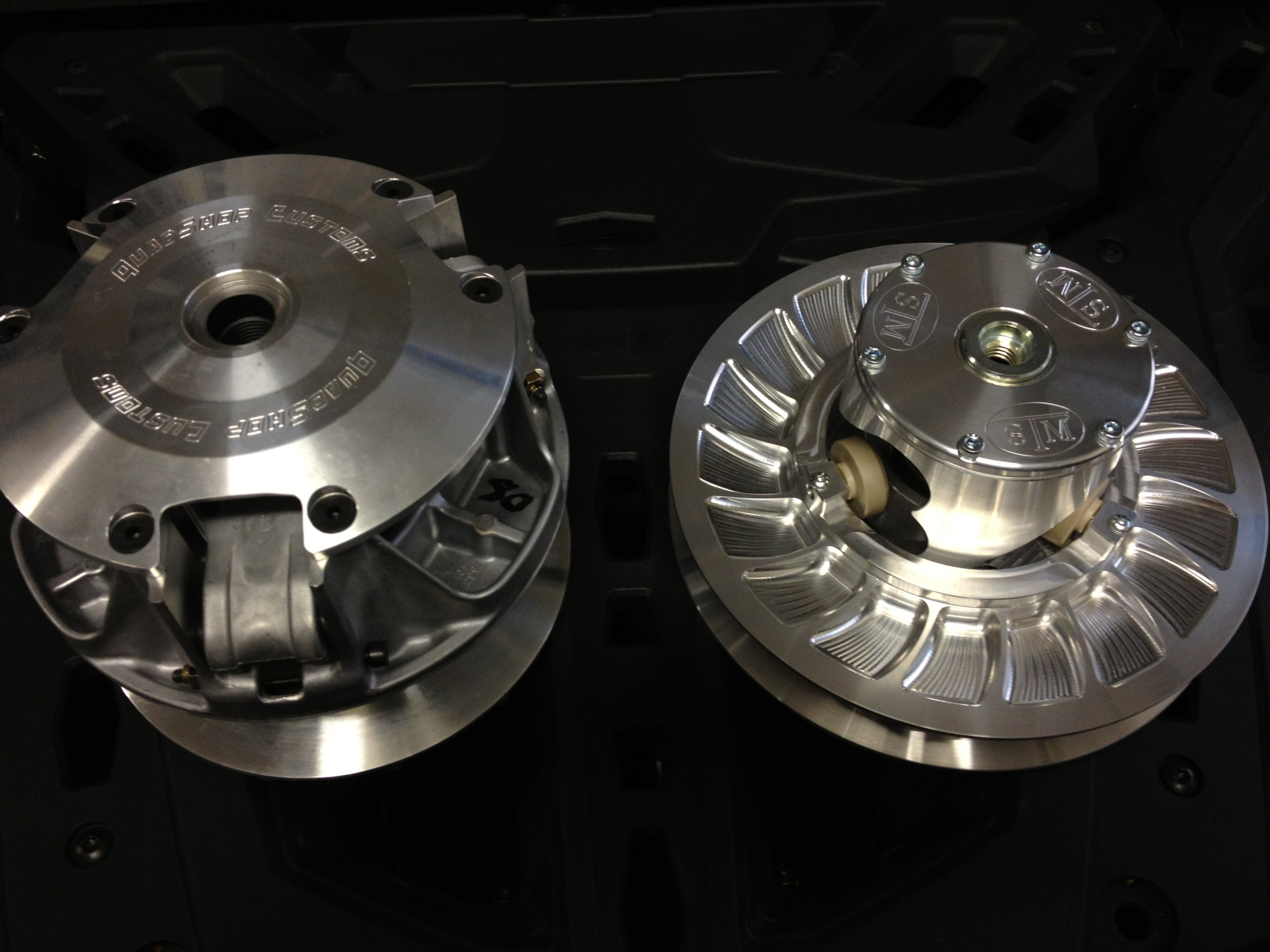 Qsc Stm Clutch Install Questions