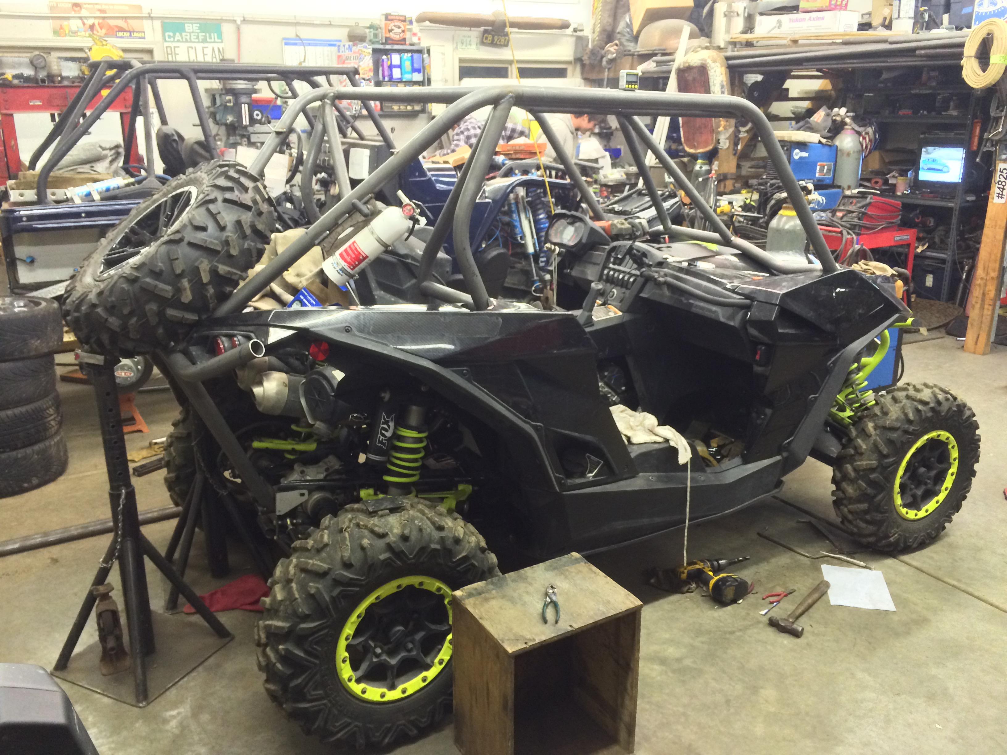 2015 Can Am Maverick 1000r X Ds Turbo Photos Page 8
