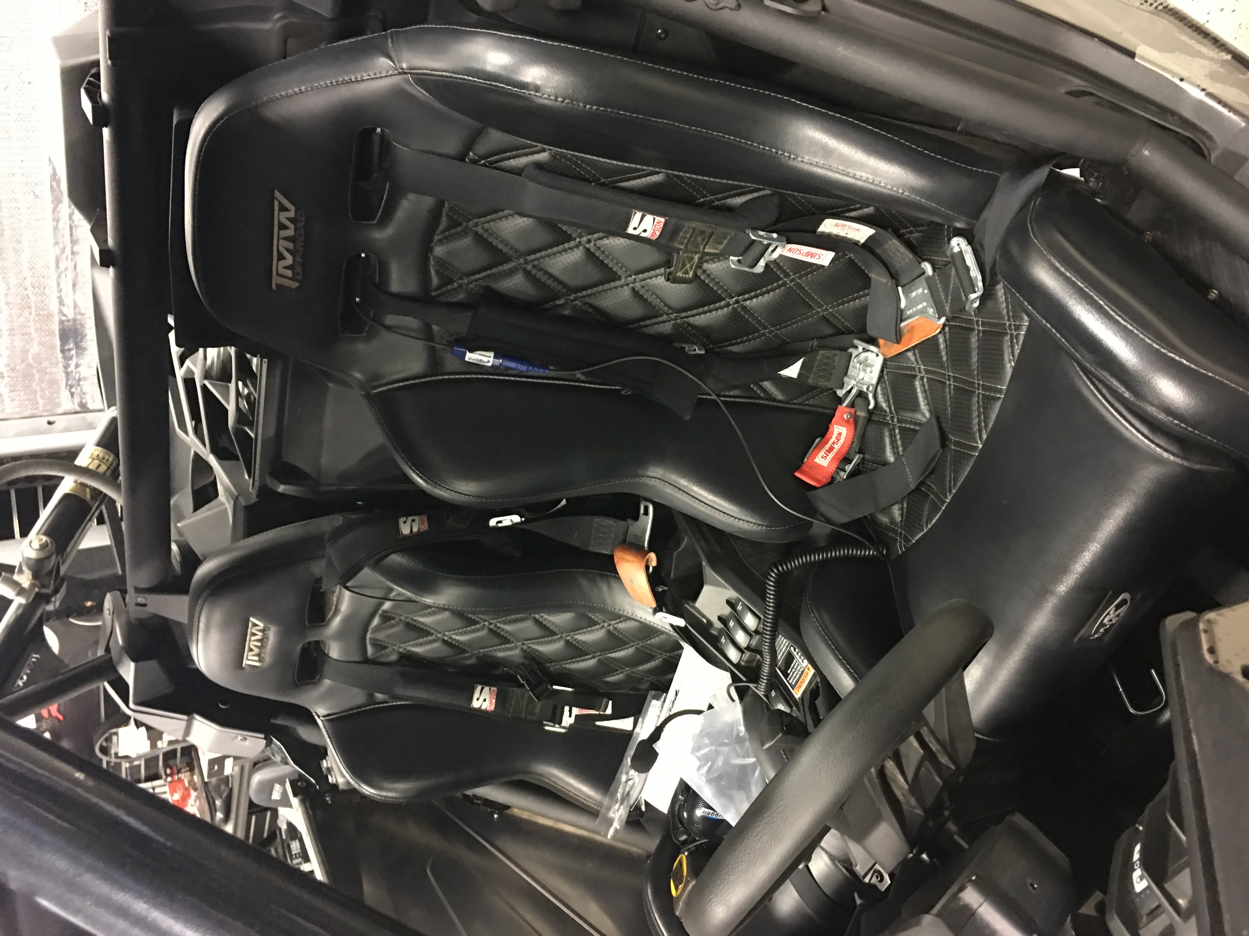 Aftermarket Seats