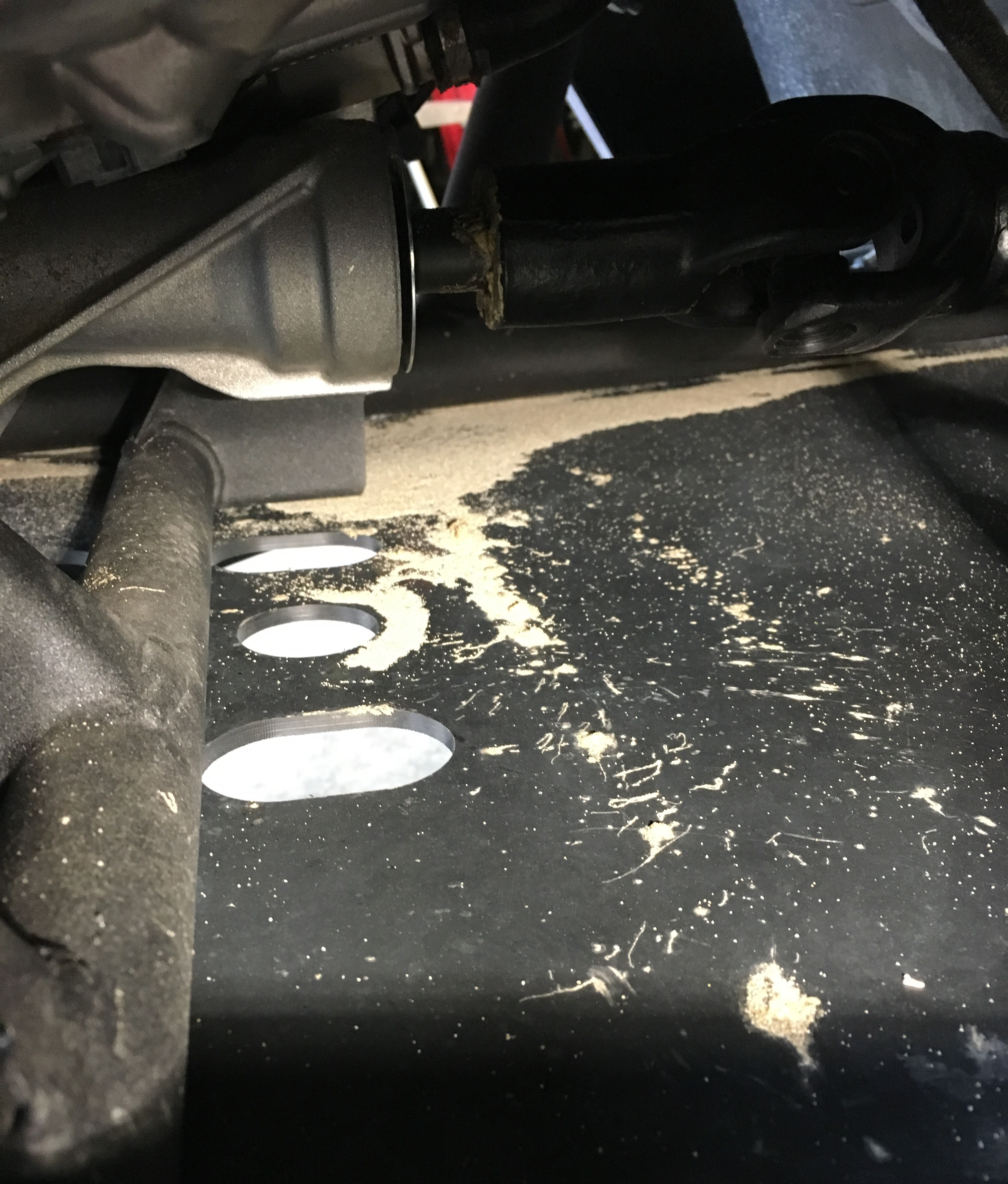 Oil Change The Clean Way