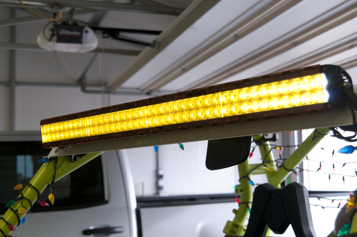 Sirius pro led light bar cover mozeypictures Gallery