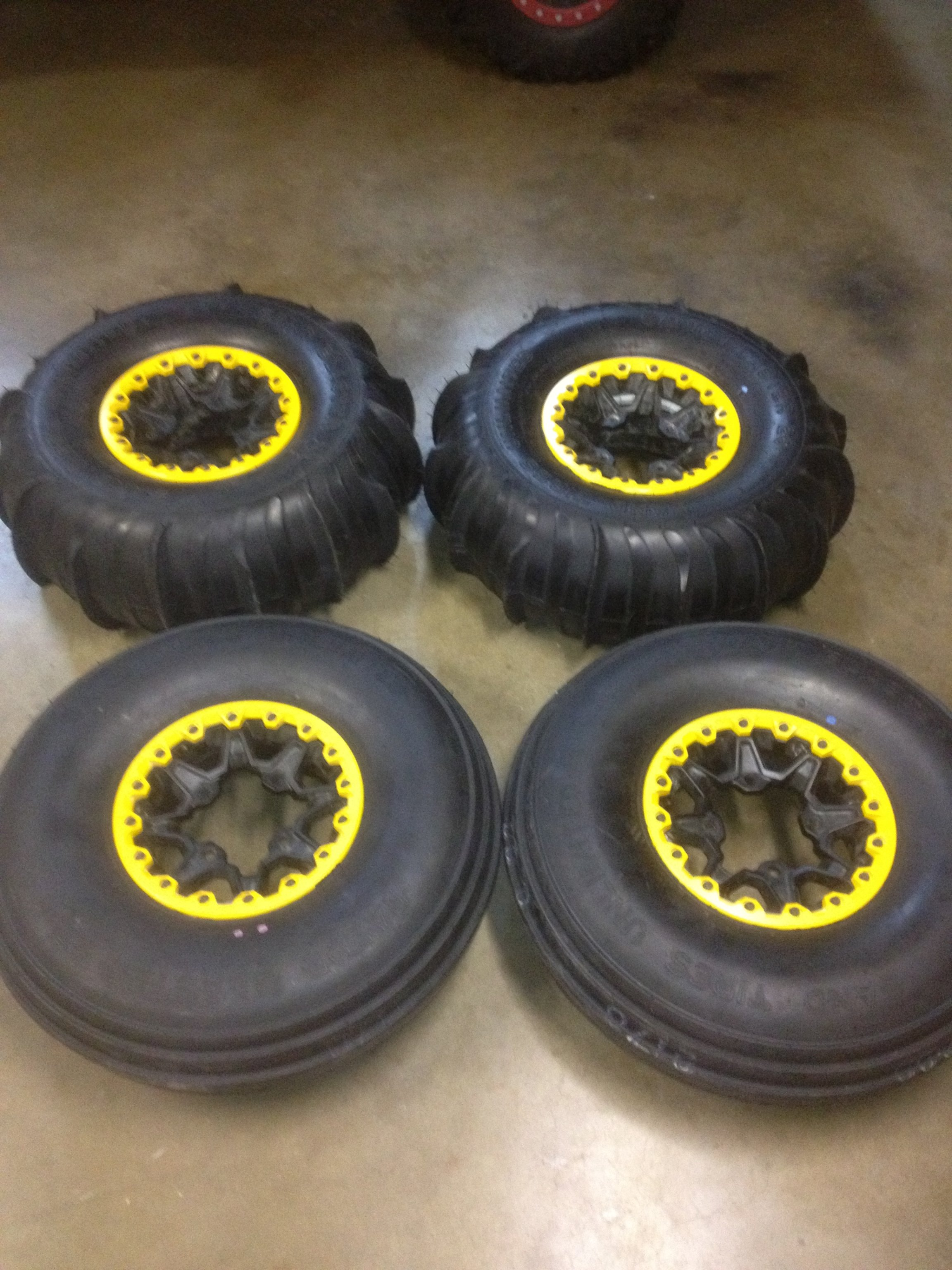 Check Out These Sand Tires For The Maverick Page 3
