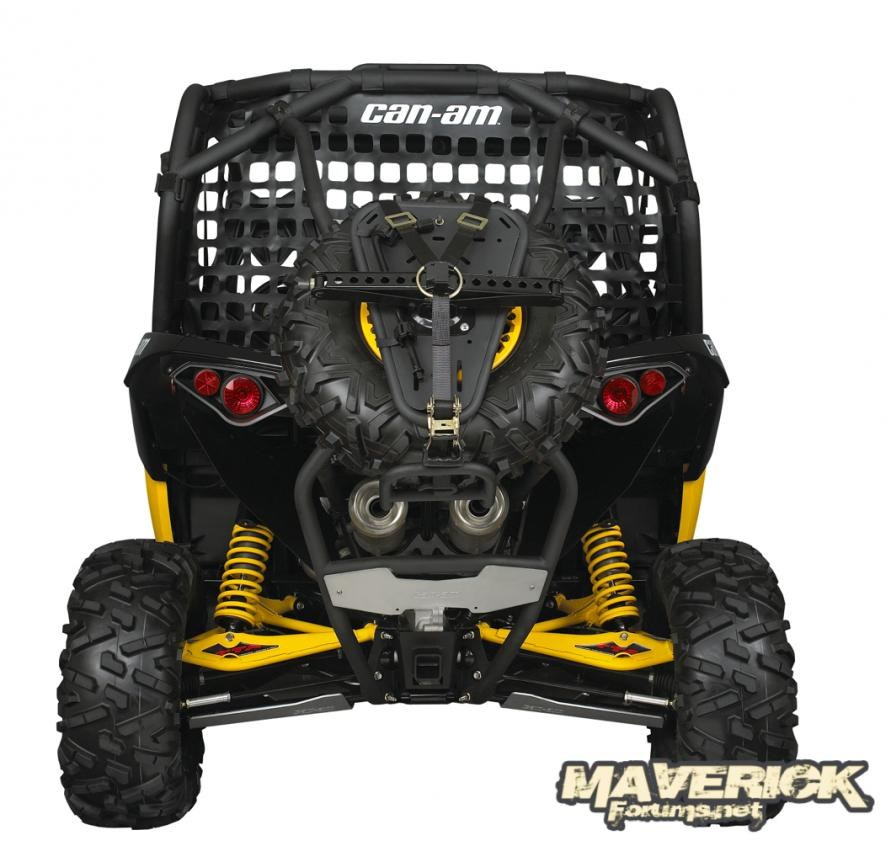 2013 Can-Am Maverick Factory Accessories