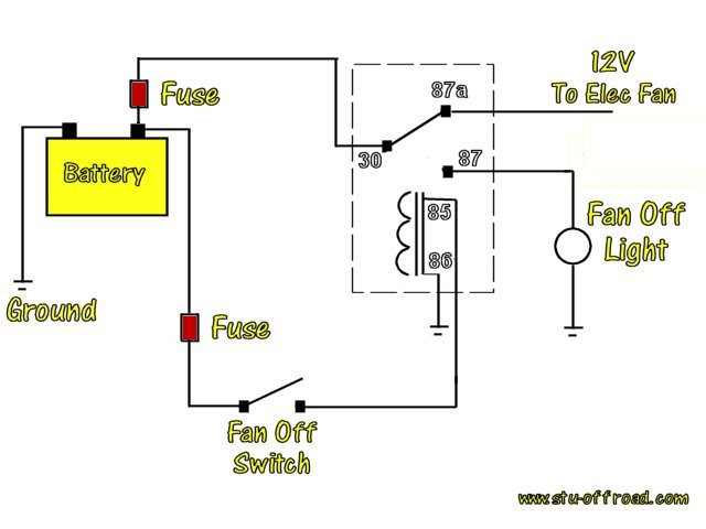 Accessory Relay Panel Question - Page 2 on