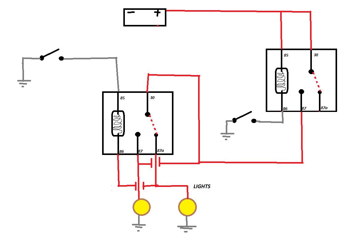 Pin Relay Wiring Diagram View Diagram Pin 4 Pin Relay Wiring Diagram