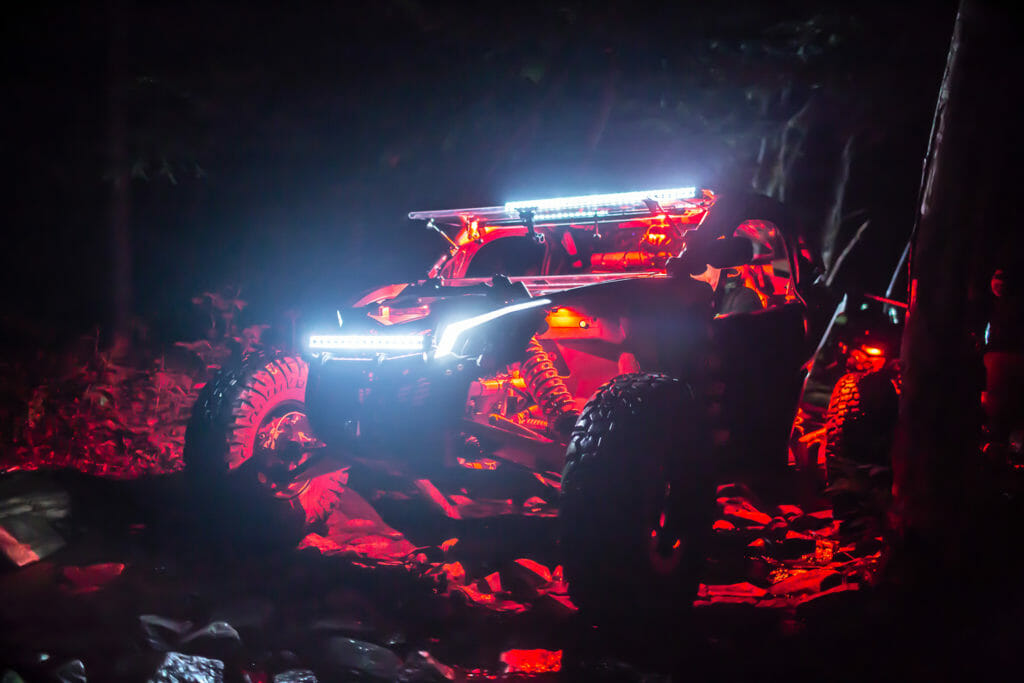 Vision X Rock Lights From Pro Utv Parts