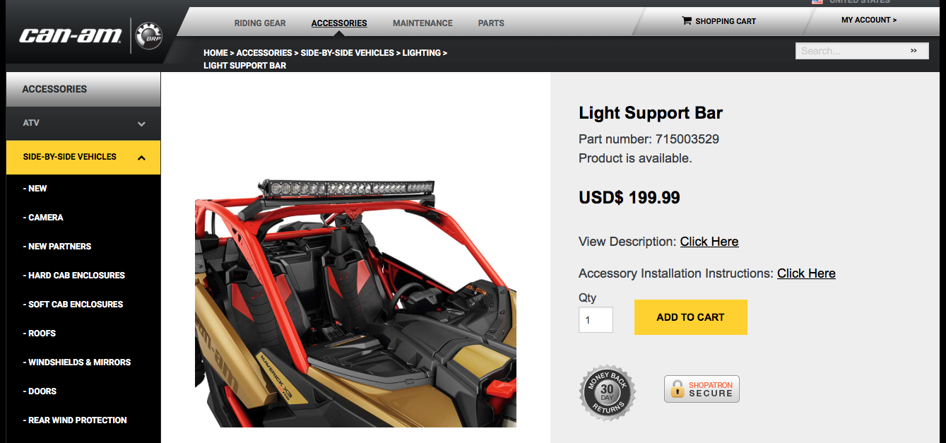 Why Did You Buy The Baja Designs Onx6 Light Bar Page 3 Wiring Harness Name Screen Shot 2017 04 26 At 45047 Pm