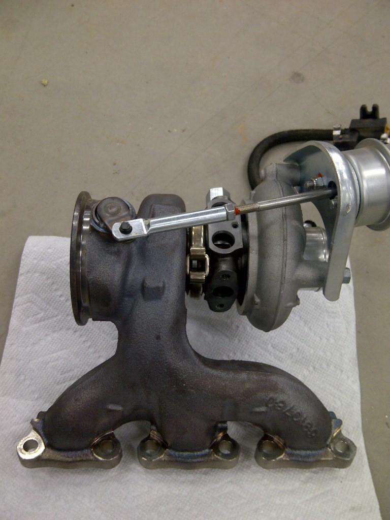 Big Turbo EFR6258 Motec