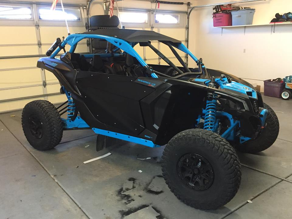2018 Can Am X3 Rc