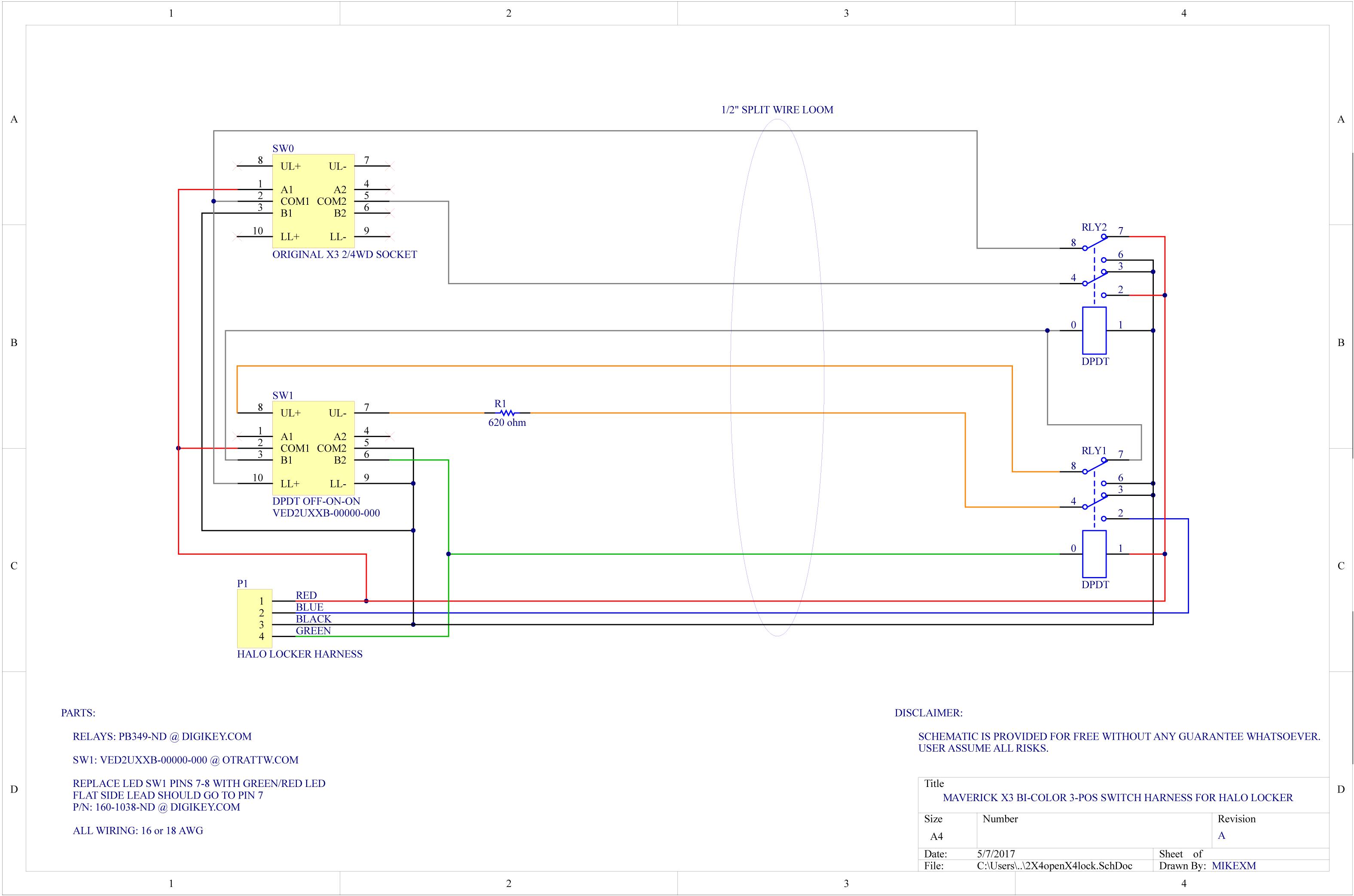 WRG-3497] Halo Wiring Diagram on
