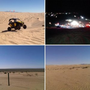 New years 2014 Glamis