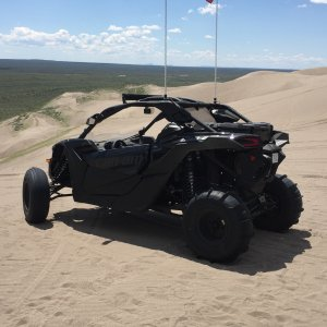 St Anthony Dunes X3