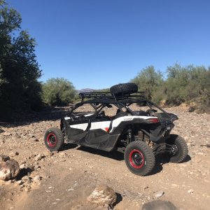 Skunk Creek, AZ