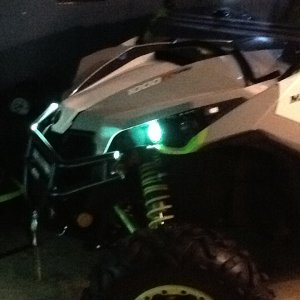 Green HID's