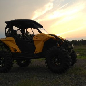 my can am with 4lift