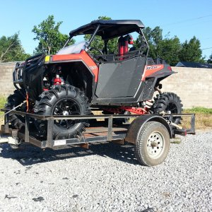 "2013 rzr 900xp 5"" s3 lift  29.5 terminators"