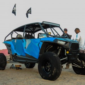 Friends 2015 RZR 1000 4 seater