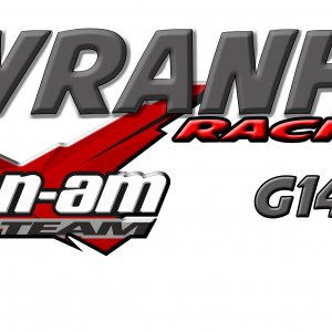 Race logo and team