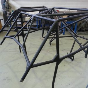 Can-am cromoly roll cage